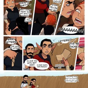 Chapter 7-9 Cartoon Porn Comic Incase Comics 059