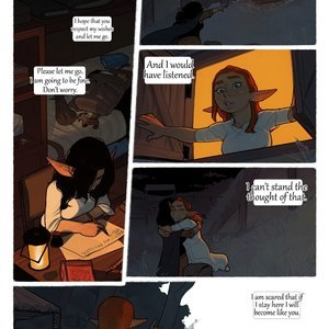 Chapter 7-9 Cartoon Porn Comic Incase Comics 060