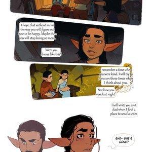 Chapter 7-9 Cartoon Porn Comic Incase Comics 061
