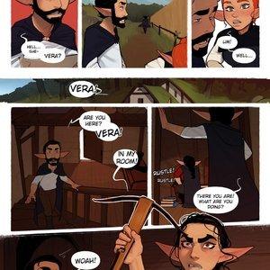 Chapter 7-9 Cartoon Porn Comic Incase Comics 062