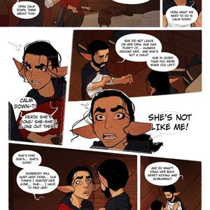 Chapter 7-9 Cartoon Porn Comic Incase Comics 063