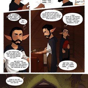 Chapter 7-9 Cartoon Porn Comic Incase Comics 064