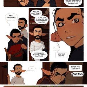 Chapter 7-9 Cartoon Porn Comic Incase Comics 065