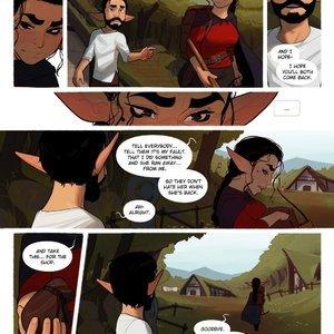 Chapter 7-9 Cartoon Porn Comic Incase Comics 066