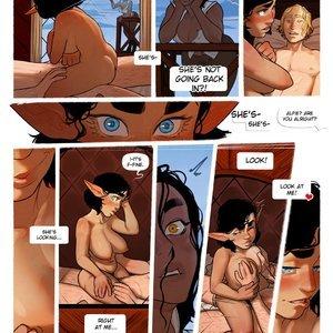 Chapter 7-9 Cartoon Porn Comic Incase Comics 079
