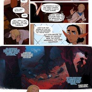 Chapter 7-9 Cartoon Porn Comic Incase Comics 085