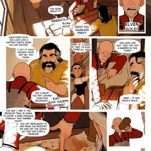 Chapter 7-9 Cartoon Porn Comic Incase Comics 087