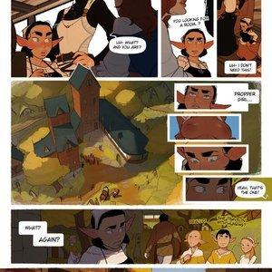 Chapter 7-9 Cartoon Porn Comic Incase Comics 089