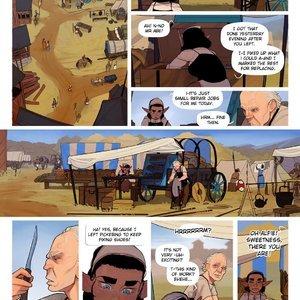 Chapter 7-9 Cartoon Porn Comic Incase Comics 090