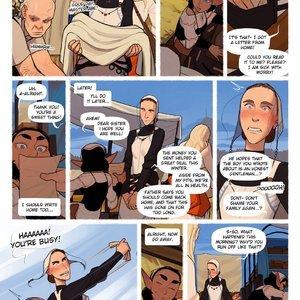 Chapter 7-9 Cartoon Porn Comic Incase Comics 091