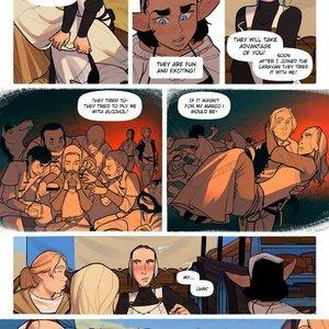 Chapter 7-9 Cartoon Porn Comic Incase Comics 093
