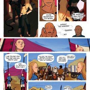 Chapter 7-9 Cartoon Porn Comic Incase Comics 095