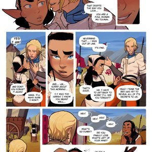 Chapter 7-9 Cartoon Porn Comic Incase Comics 098