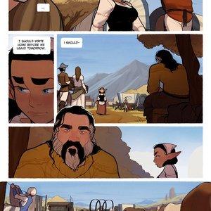 Chapter 7-9 Cartoon Porn Comic Incase Comics 099
