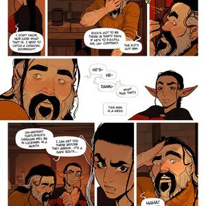Chapter 7-9 Cartoon Porn Comic Incase Comics 102