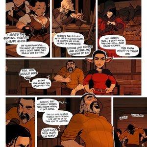 Chapter 7-9 Cartoon Porn Comic Incase Comics 103