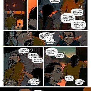 Chapter 7-9 Cartoon Porn Comic Incase Comics 104
