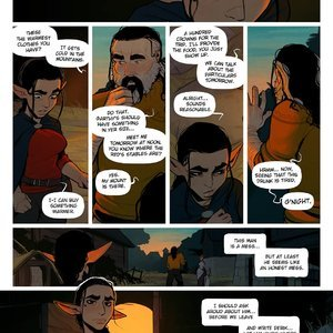 Chapter 7-9 Cartoon Porn Comic Incase Comics 105