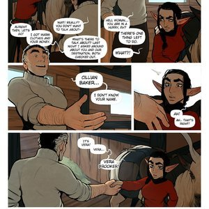 Chapter 7-9 Cartoon Porn Comic Incase Comics 107