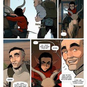 Chapter 7-9 Cartoon Porn Comic Incase Comics 108