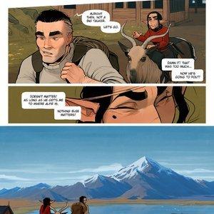 Chapter 7-9 Cartoon Porn Comic Incase Comics 109