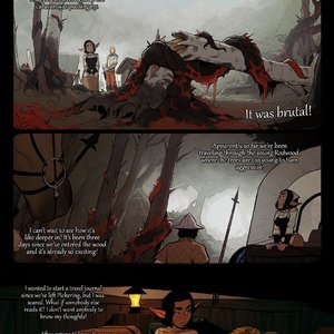 Chapter 7-9 Cartoon Porn Comic Incase Comics 110