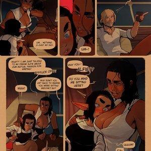 Chapter 7-9 Cartoon Porn Comic Incase Comics 118