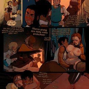 Chapter 7-9 Cartoon Porn Comic Incase Comics 119