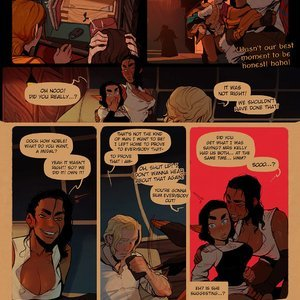 Chapter 7-9 Cartoon Porn Comic Incase Comics 120