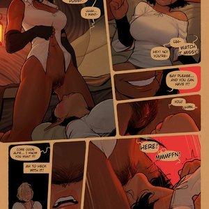 Chapter 7-9 Cartoon Porn Comic Incase Comics 132