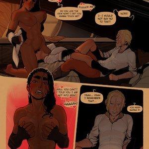Chapter 7-9 Cartoon Porn Comic Incase Comics 134