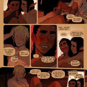 Chapter 7-9 Cartoon Porn Comic Incase Comics 143