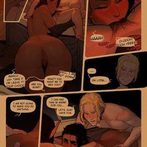Chapter 7-9 Cartoon Porn Comic Incase Comics 144