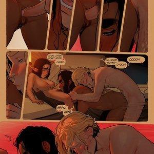 Chapter 7-9 Cartoon Porn Comic Incase Comics 145