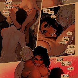 Chapter 7-9 Cartoon Porn Comic Incase Comics 147