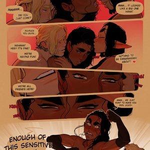 Chapter 7-9 Cartoon Porn Comic Incase Comics 149