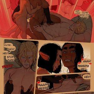 Chapter 7-9 Cartoon Porn Comic Incase Comics 151