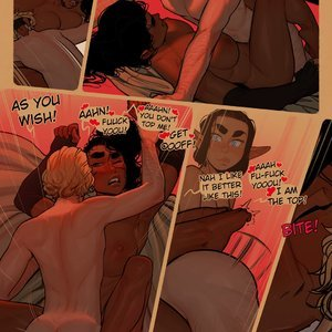 Chapter 7-9 Cartoon Porn Comic Incase Comics 152