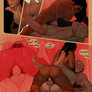 Chapter 7-9 Cartoon Porn Comic Incase Comics 153