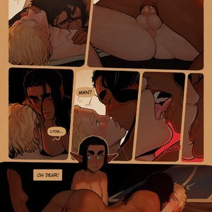 Chapter 7-9 Cartoon Porn Comic Incase Comics 155