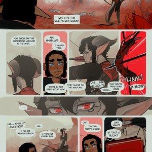 Chapter 7-9 Cartoon Porn Comic Incase Comics 159
