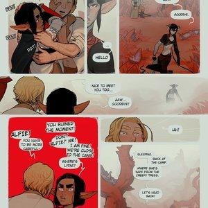 Chapter 7-9 Cartoon Porn Comic Incase Comics 162
