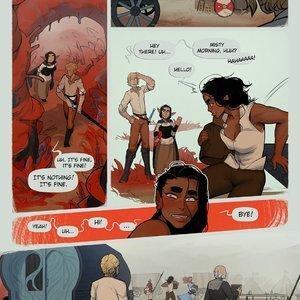 Chapter 7-9 Cartoon Porn Comic Incase Comics 163