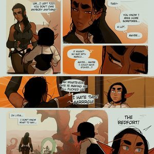 Chapter 7-9 Cartoon Porn Comic Incase Comics 170