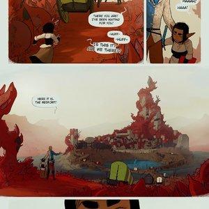 Chapter 7-9 Cartoon Porn Comic Incase Comics 171
