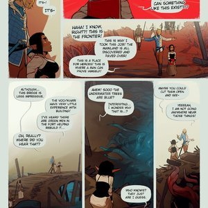 Chapter 7-9 Cartoon Porn Comic Incase Comics 172