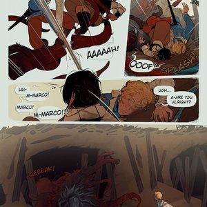 Chapter 7-9 Cartoon Porn Comic Incase Comics 174