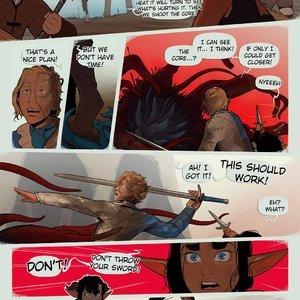 Chapter 7-9 Cartoon Porn Comic Incase Comics 178