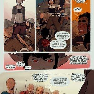 Chapter 7-9 Cartoon Porn Comic Incase Comics 181