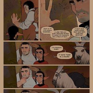 Chapter 7-9 Cartoon Porn Comic Incase Comics 186